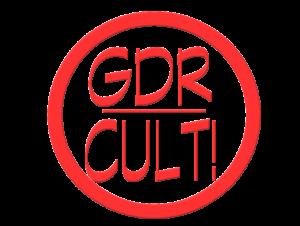 gdr cult logo