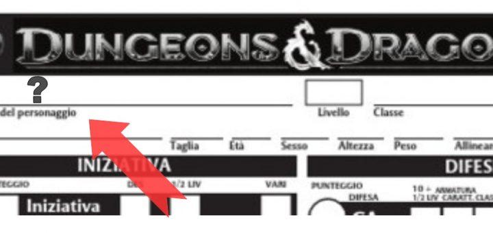 Generatore nomi fantasy wizard
