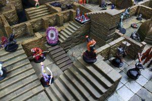 dungeonext-scalinata
