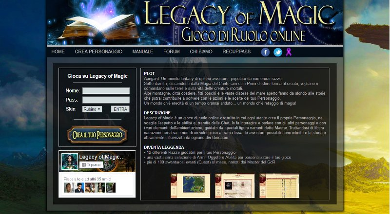 gdr-online-legacy-of-magic