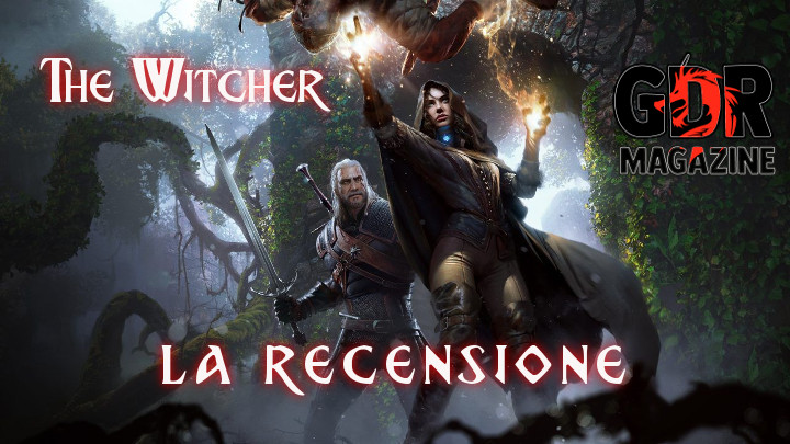 the-witcher-recensione-gdr